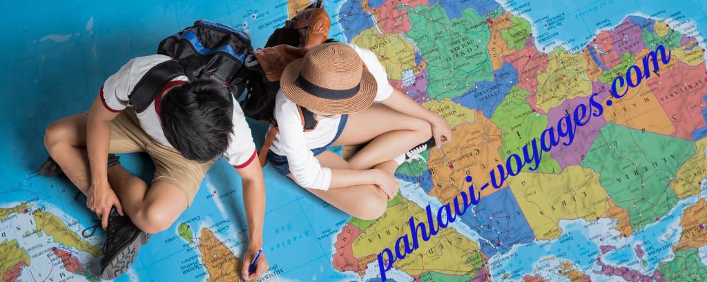 Pahlavi voyages